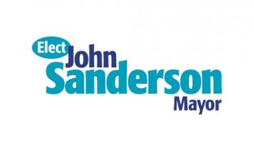 Elect John Sanderson – Mayor