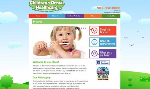 Children's Dental Healthcare