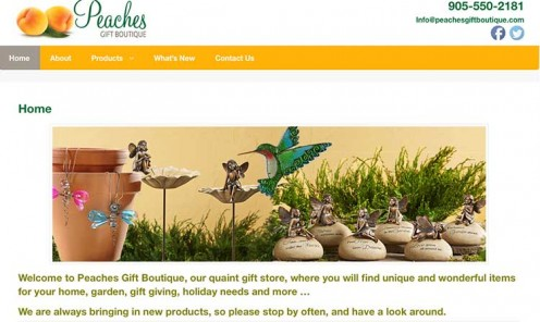 Peaches Gift Boutique