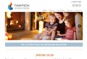 Twin-Tech Heating & Air