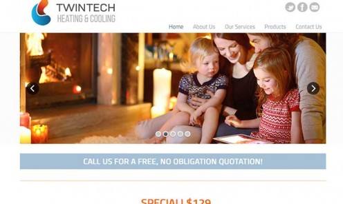 TwinTech Heating & Air