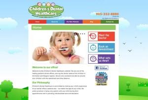 Children's Dental Healthcare